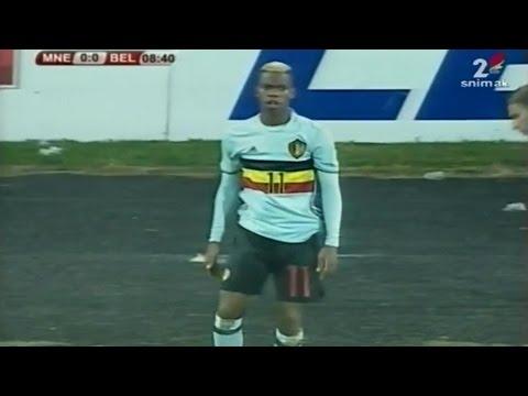 Charly Musonda Jr vs Montenegro U21 (Away) 16/17 HD