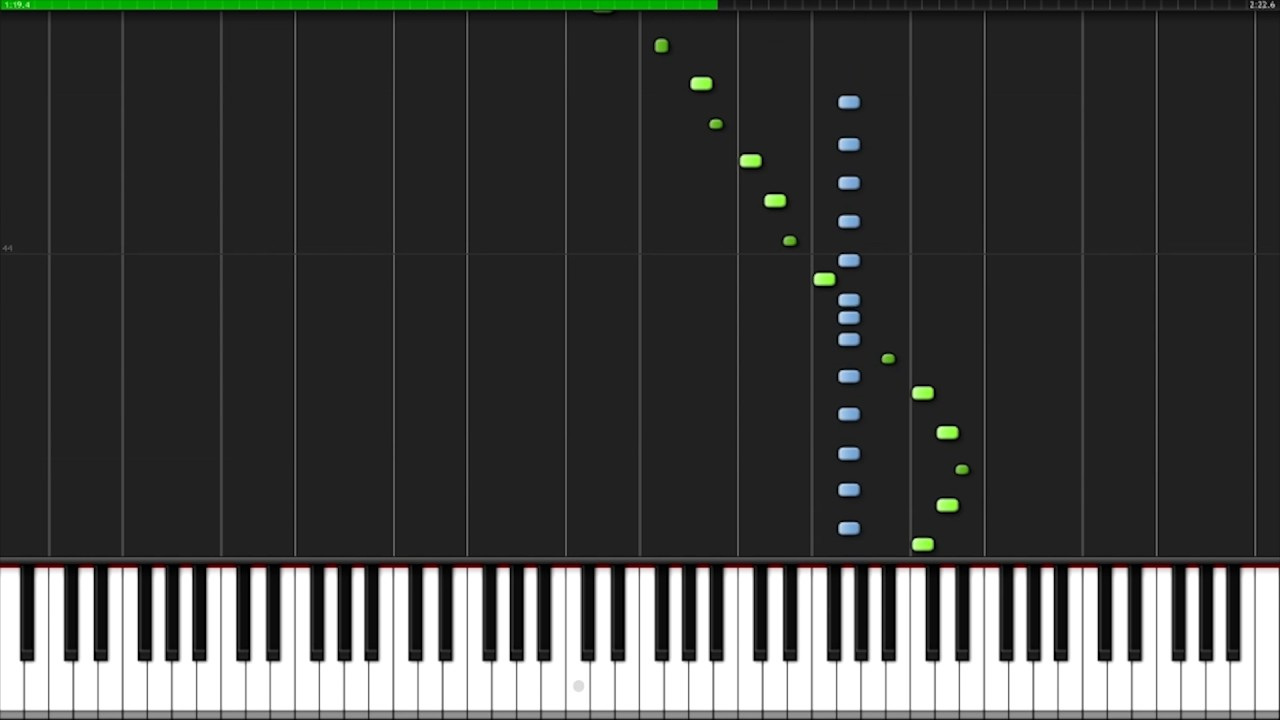 Download Carol of the Bells [Piano Tutorial] (Synthesia) // Nicholas Steinbach