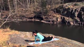 Yoga för alla - Ryggyoga block B (L)