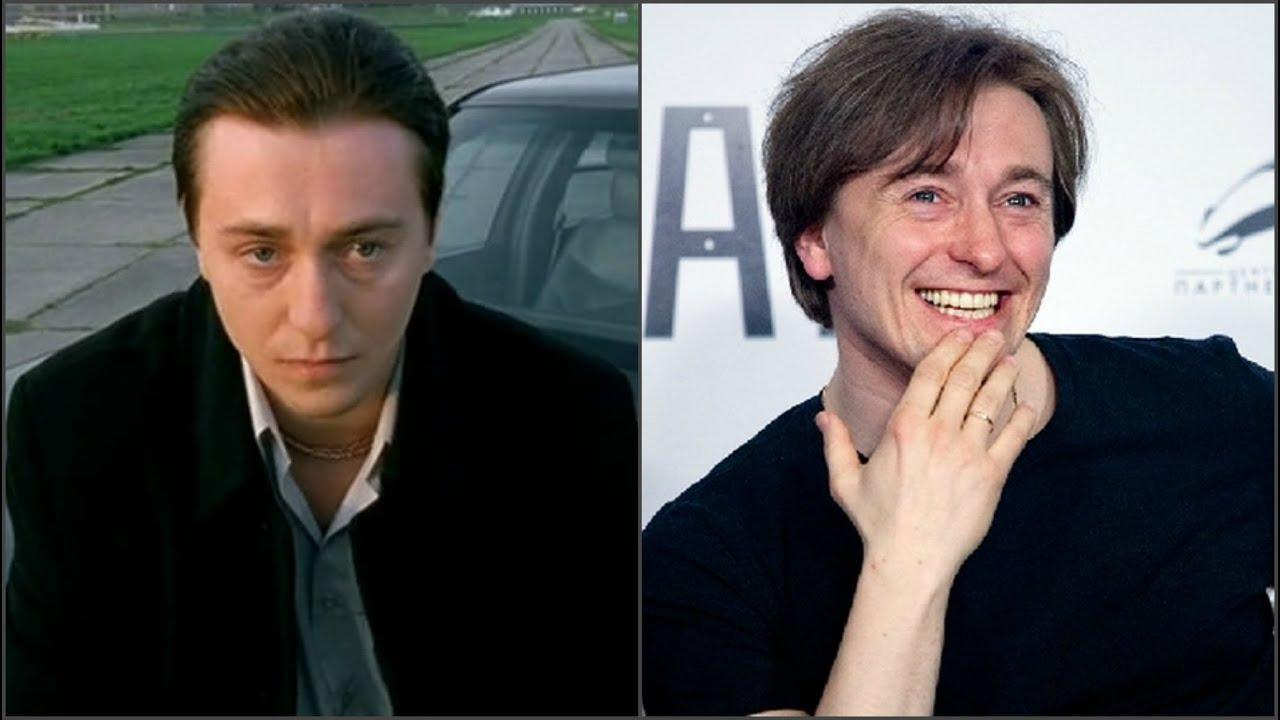 Сериал «Бригада»: Актеры тогда и сейчас - YouTube
