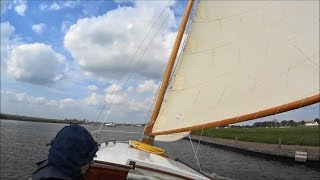 Sailing on the Norfolk Broads - Highlights from our holiday