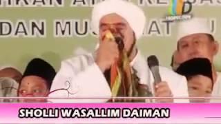 SHOLLI WASALLIM DAIMAN dan LIRIK -  HABIB SYECH - OJO LALI SHOLAT 5 WAKTU
