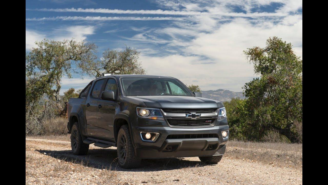 2016 Chevrolet Colorado Trail Boss Testdrivenow Preview By Auto Critic Steve Hammes You