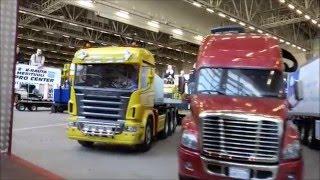 Rc Trucks Model Expo 2016 Helsinki part2