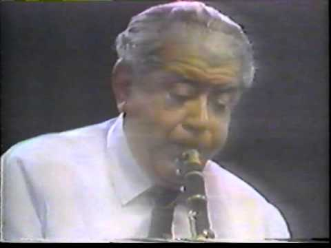 "Preservation Hall Jazz Band (USA) ""Mood Indigo"" Wolf Trap Vienna/Virginia 1980"