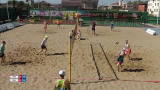 """Пляжный волейбол. """"100пудов"""" - """"Северодвинск"""""""