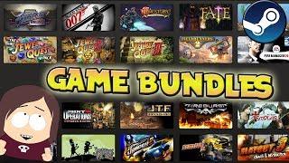 Cheap Steam Game Bundle Websites