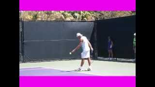 Lukasz Kubot Miami 2012 -singles vs Ivo Karlovic