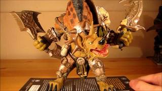 DC Unlimited: Gnoll Warlord, Gangris Riverpaw