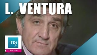 "Lino Ventura raconte ""Sa jeunesse"" de Charles Aznavour | Archive INA"