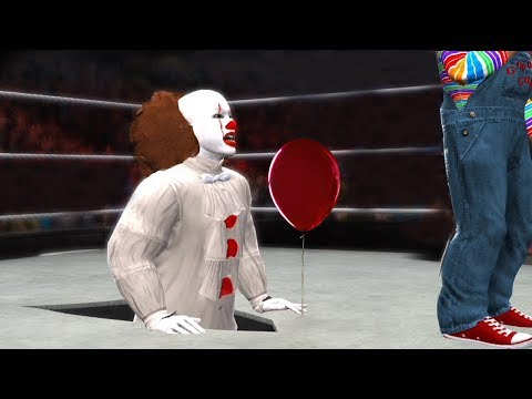 Pennywise (IT) VS Chucky - I Quit Match