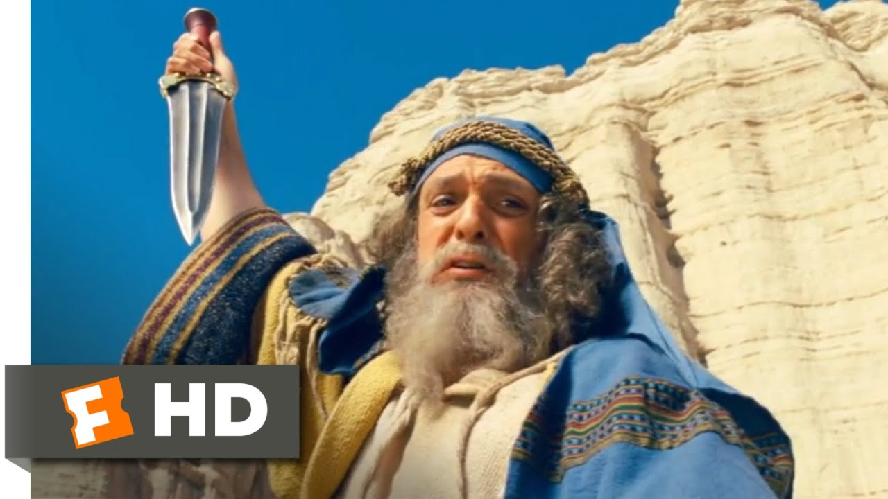 Year One (2009) - Abraham & Isaac Scene (4/10) | Movieclips