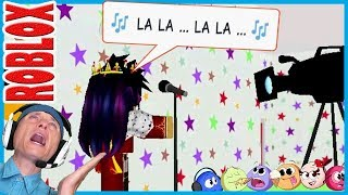 GREATEST SINGING STAGE PERFORMANCE in ROBLOX