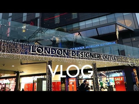 London Designer Outlet vlog