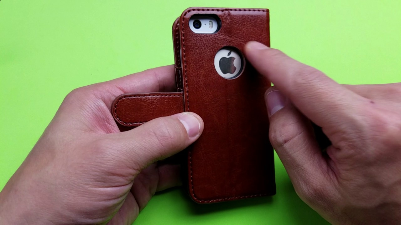 Cover in pelle Apple per iPhone 5/5S  Recensione  iAppleMania