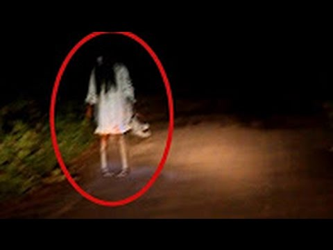 10 Real Ghosts Videos Caught On CCTV Camera & Spotted In ...