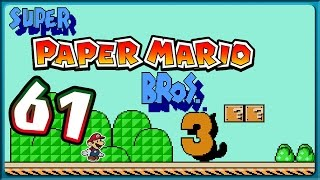 PAPER MARIO: COLOR SPLASH Part 61: Super Paper Mario Bros. 3
