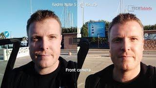 Mi Mix 2S Vs Redmi Note 5 Camera Comparison - It