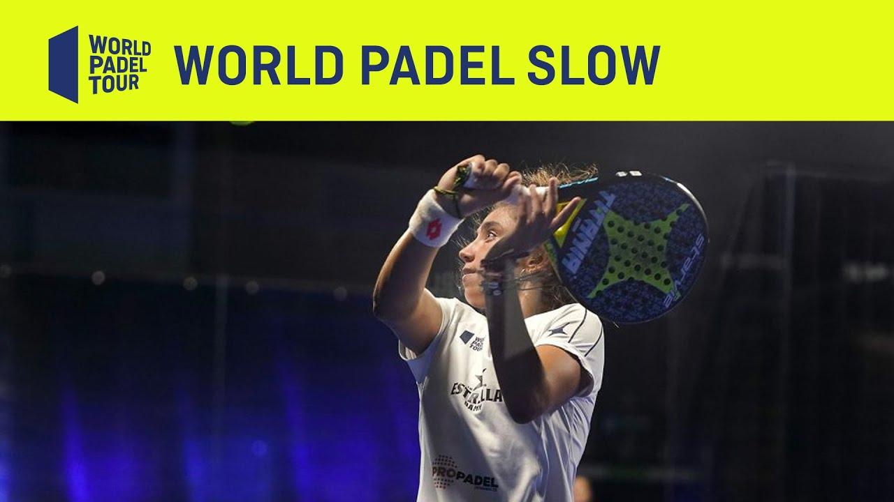 World Padel Slow - Adeslas Open 2020 - World Padel Tour