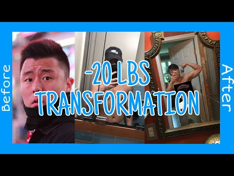 how-i-lost-20-pounds-|-transformation-video