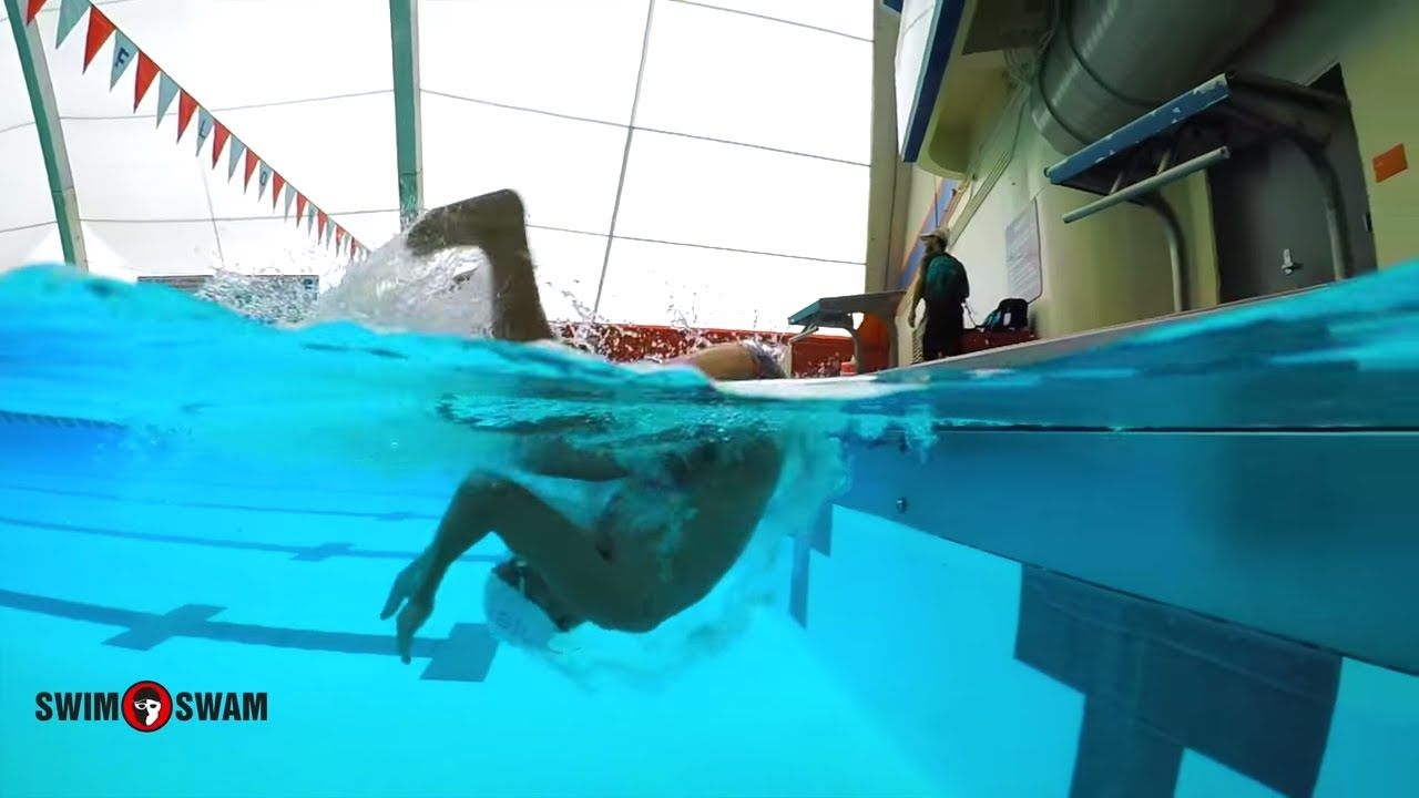How to Perform a Flip Turn While Swimming How to Perform a Flip Turn While Swimming new pictures