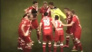 Fortuna Düsseldorf, die Relegation, der Aufstieg und pure Gänsehaut.