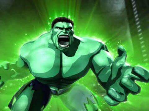 تحميل لعبة the hulk