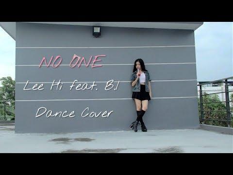 LEE HI (이하이) 'NO ONE (누구 없소) (Feat. B.I Of IKON)   TichAxz Dance Cover