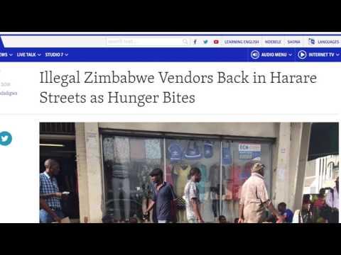 Youth employment and sustainable livelihoods in Zimbabwe
