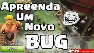 Clash of clans - novo bug + aprenda como fazer no seu clan