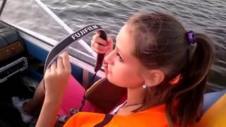 Мой водномоторный сезон  2013г (катер Амур)