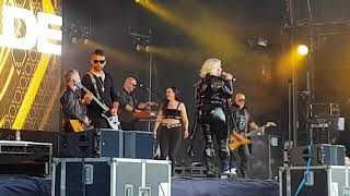 Let's Rock North East   Kim wilde   Cambodia