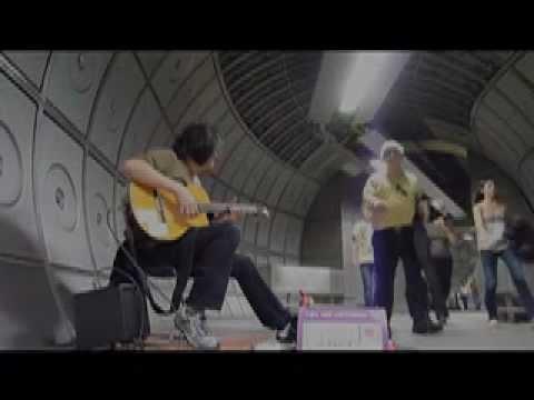 Oborozukiyo solo guitar youtube for Domon waterloo