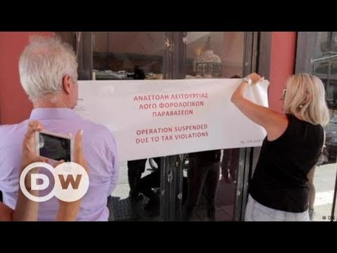 Greece's tax fraud problem | DW Documentary