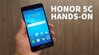 Honor 5C Hands-On: Ausprobiert und erster Eindruck – GIGA.DE