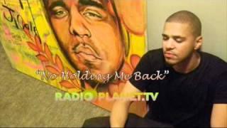 J.Cole - No Holding Me Back Lyrics