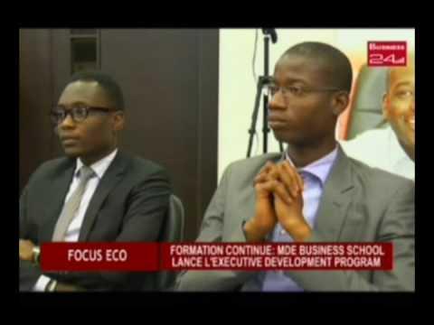 Focus Eco / Formation continue: MDE BUSINESS SCHOOL lance l'EXECUTIVE DEVELOPMENT PROGRAM