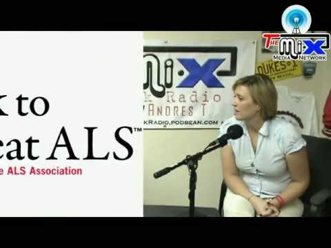The Mix Talk Radio - Episode 73: Part 1 ALS Association New Mexico