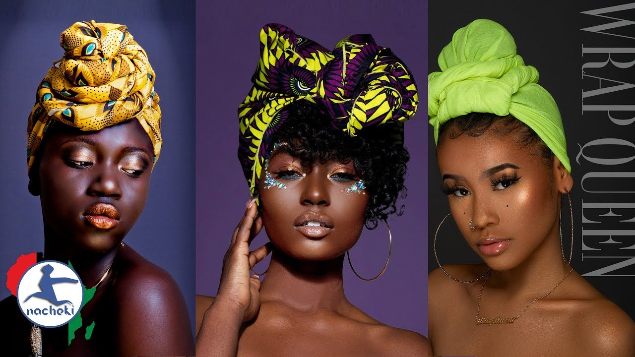 5 Reasons Why African Women Wear Head Wraps