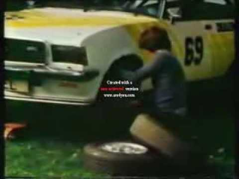 EJ Interview Phoenix Park 1979- Intro and Production Saloon Races