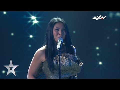 We Absolutely LOVE Anggun's Beautiful Duet With Pavarotti | Asia's Got Talent 2019 on AXN Asia Mp3