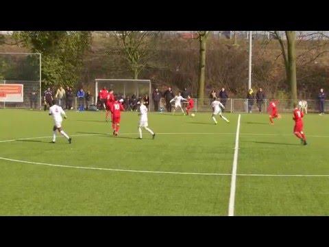 AFC Zeeburgia C1 - FC Twente C1