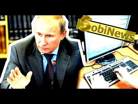 Путин и его суверенный Чебурнет. Гальперин, Гиммельфарб, Кричко. Россия закроет интернет? SobiNews
