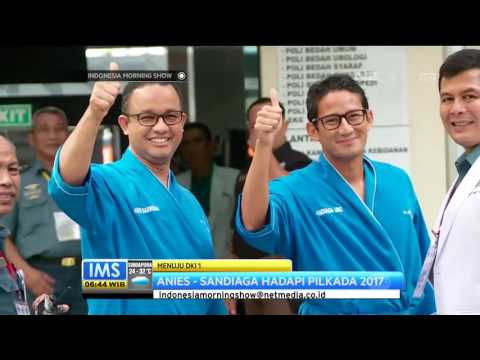 Indonesia Morning Show: Interview with Anies Bawedan