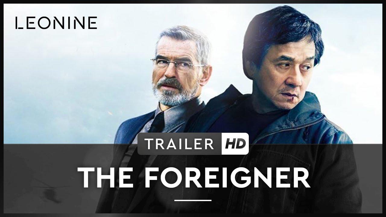 The Foreigner Trailer Deutsch
