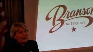 Mary Kellogg, Board Member, Branson/Lakes Area Chamber of Commerce