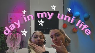 uni day in the life vlog *tv & film student*
