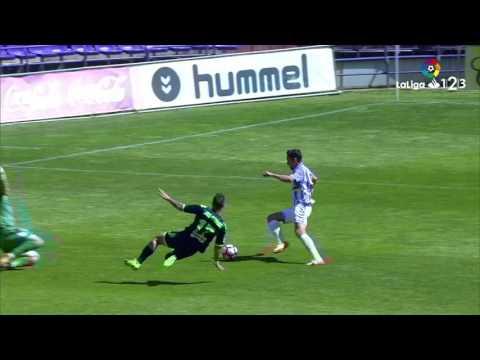 Resumen de Real Valladolid vs Córdoba CF (2-1)