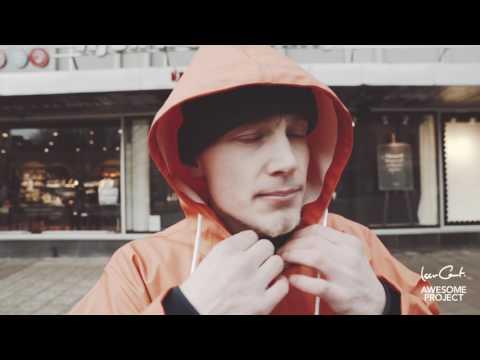 Vlog 65 Color raincoat