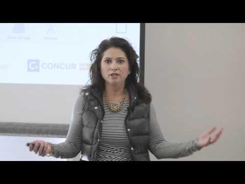 Easton Speaker Series: Penny Delgadillo, SVP Global Audience Marketing, SAP